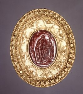 Roman Imperial Cameo Brooch